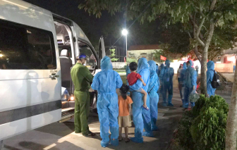 Nghệ An truy tìm 43 hành khách đi chung xe với bệnh nhân 47 tuổi mắc COVID-19