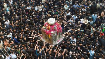 Nhà thờ Hồi giáo Pakistan chật kín người bất chấp dịch COVID-19