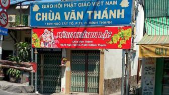 TPHCM huy động 20 trạm y tế truy vết những người từng đến chùa Văn Thánh