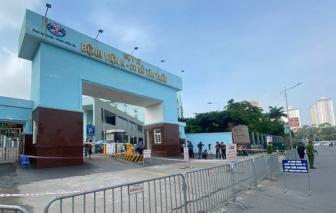 Có ca nhiễm ở Bệnh viện K từng điều trị ở Bệnh viện Bệnh nhiệt đới Trung ương