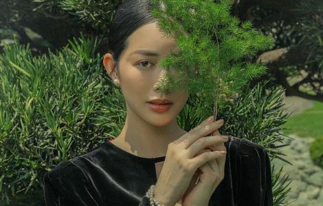 Mai Thanh Hà khỏe vẻ đẹp Á Đông