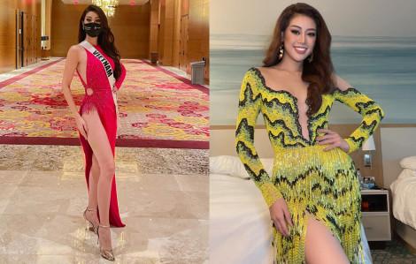 """Ý nghĩa sau những trang phục rực rỡ của Hoa hậu Khánh Vân mang đến """"Hoa hậu Hoàn vũ"""""""
