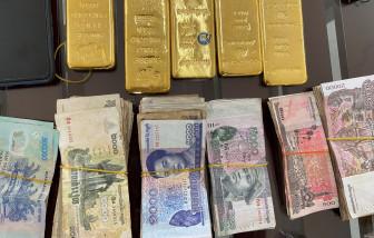 An Giang: Bắt giữ một phụ nữ mang 5kg vàng qua biên giới