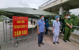 46 ca dương tính trong 1 tuần, Bắc Ninh cách ly tập trung gần 1.000 người