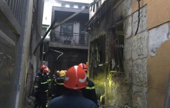 Chủ tịch nước chia buồn và chỉ đạo làm rõ vụ cháy làm 8 người chết