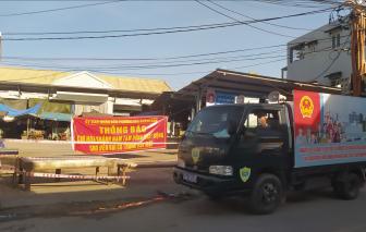 Đà Nẵng đóng cửa chợ thứ 4 vì có người nghi mắc COVID-19 tới mua sắm