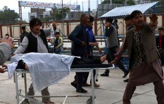 Đánh bom trường học ở thủ đô Afghanistan làm ít nhất 55 người thiệt mạng