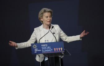 EU kêu gọi Mỹ và các nước tăng cường xuất khẩu vắc-xin COVID-19
