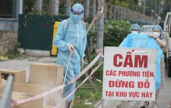 Hà Nội thêm 6 ca dương tính, liên quan tới ổ dịch Bắc Ninh, Thường Tín và Bệnh viện Bệnh nhiệt đới Trung ương