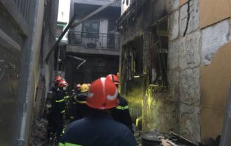 Nhân chứng sống sót nói về nguyên nhân vụ cháy khiến 8 người tử vong
