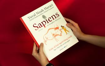 Sapiens: Lược sử loài người có phiên bản truyện tranh