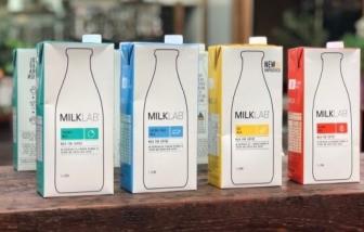 Sữa hạnh nhân Milk Lab của Úc được nhập khẩu bình thường trở lại