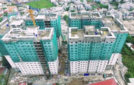 Giá nhà ở xã hội đã tăng lên 25 triệu đồng/m2