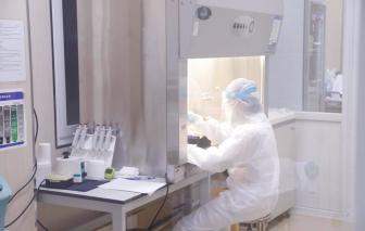Bệnh viện K: 2.400 mẫu xét nghiệm có kết quả âm tính