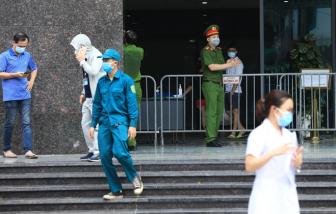 Hà Nội: Cách ly y tế tầng 20 tòa nhà The Legacy