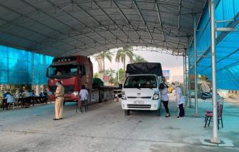 Hải Dương tạm dừng hoạt động xe ô tô du lịch để phòng chống COVID-19
