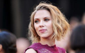 Minh tinh Scarlett Johansson chỉ trích Quả cầu vàng