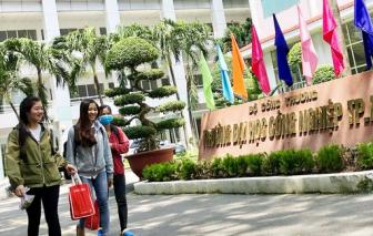Một sinh viên là F1, hơn 250 sinh viên, giảng viên Trường ĐH Công nghiệp TPHCM phải cách ly