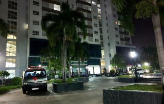 Rơi tự do từ lầu 9 chung cư TDC Plaza, người phụ nữ Hàn Quốc tử vong
