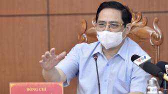 """Thủ tướng họp với 6 tỉnh biên giới Tây Nam: """"Phải xem như nhà mình đã có dịch"""""""