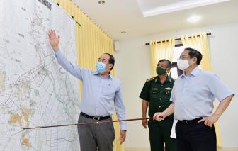 """Thủ tướng Phạm Minh Chính: """"Dịch bệnh đã hiện hữu, không còn là dự báo"""""""