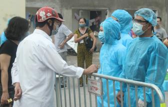 Vĩnh Phúc: Cách ly toàn bộ thị trấn Yên Lạc trong 15 ngày