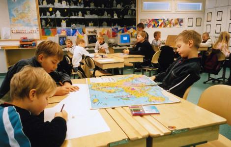 """Phần Lan và những tiêu chí đánh giá  """"không giống ai"""" trong giáo dục"""