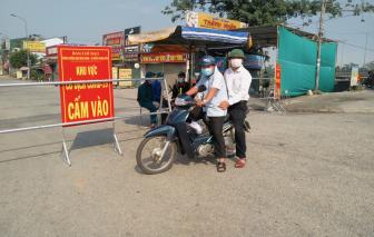 Thừa Thiên - Huế phong tỏa toàn bộ xã Phong Hiền