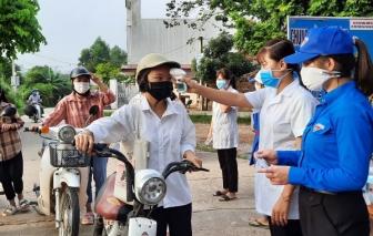 Bắc Giang có 40 ca mắc COVID-19, xét nghiệm thêm 431 mẫu công nhân KCN Vân Trung
