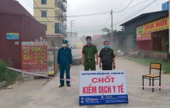 Bắc Giang nhận định ổ dịch trong khu công nghiệp là nguy hiểm, khó kiểm soát