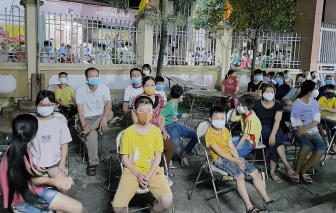 Bắc Ninh: Trưa ngày 10/5, Thuận Thành ghi nhận tổng 90 ca mắc COVID-19