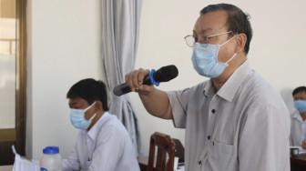 Cử tri quận Bình Tân: Mong những gì đại biểu đã hứa với dân phải thực hiện được