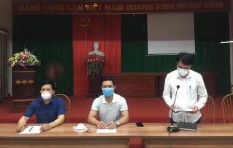 Hà Nội: Cách ly toàn bộ xã Hiệp Thuận, huyện Phúc Thọ ngay trong đêm