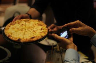 Pizza sầu riêng cho mùa hè