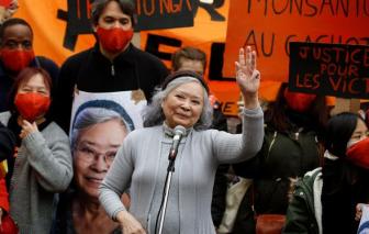 Tòa án Pháp bác đơn kiện về chất độc da cam của bà Trần Tố Nga