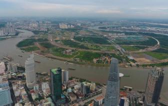 TPHCM đấu giá quyền sử đất hơn 30.000 m2 trong Khu đô thị mới Thủ Thiêm