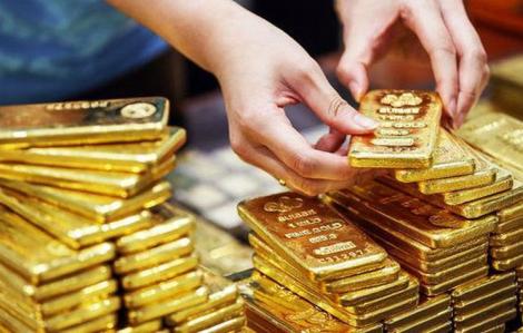 Giá vàng tiếp tục tăng nhanh