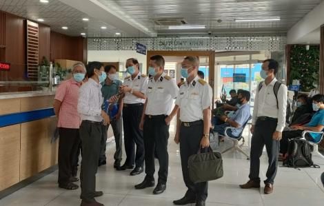 3 người trên tàu từ Philippines về TPHCM mắc COVID-19