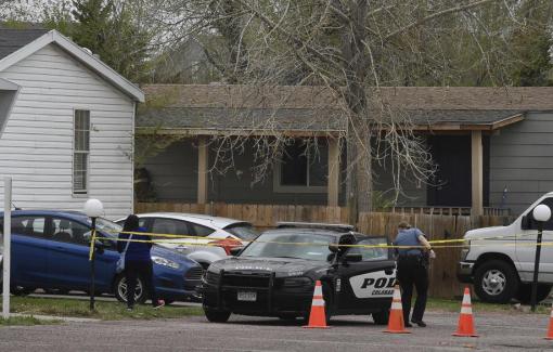 6 người chết trong vụ xả súng tại Mỹ