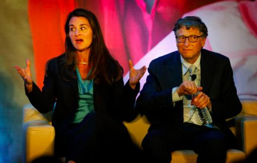 Bà Melinda muốn ly hôn từ năm 2019 vì Bill Gates thường gặp tỷ phú ấu dâm Jeffrey Epstein