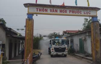 Ca dương tính với SARS-CoV-2 thứ 4 tại Thừa Thiên - Huế là một thợ hồ