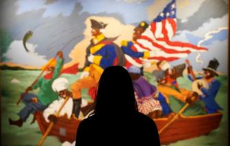 Họa sĩ gốc Phi thống trị doanh số bán tác phẩm ở New York
