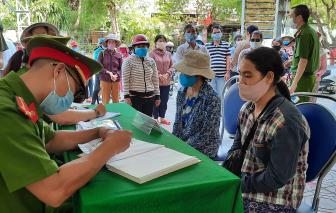Quảng Nam: Cách ly 20 cán bộ làm căn cước công dân vì liên quan ca COVID-19
