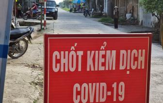 Chiều 11/5, Bắc Ninh tiếp tục tìm người đến 4 đám cưới và các quán ăn có ca mắc COVID-19