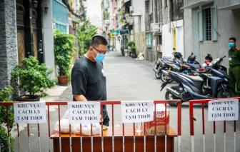 Chủ tịch UBND TPHCM Nguyễn Thành Phong: Mỗi người dân phải là một chiến sĩ chống dịch