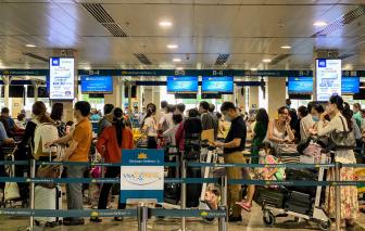 """Bộ GTVT yêu cầu làm rõ các hãng bay """"nuốt"""" phí sân bay khi khách bỏ vé"""