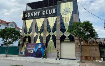 Khởi tố vụ án hình sự liên quan đến karaoke Sunny