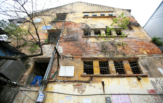 """Những chung cư cũ nát ở thủ đô gồng mình chờ """"giải cứu"""""""