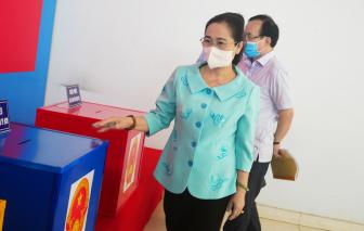 TPHCM đưa ra nhiều kịch bản bầu cử trong dịch bệnh