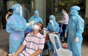 TPHCM cách ly 77 người tiếp xúc với nam thanh niên nhiễm COVID-19 ở Đà Nẵng